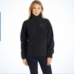 🆕️🍁❄COLUMBIA NWT Fleece Full Zip Jacket